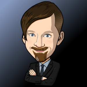 Cartoon Avatar of Björn-Ole Kamm